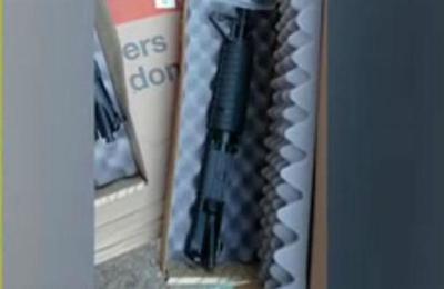 Incautan fusiles automáticos en aduanas del aeropuerto Silvio Pettirossi