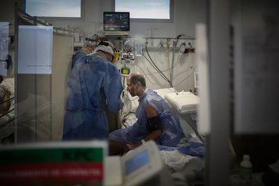 Nuevo record diario con 27 fallecidos por COVID-19 e infectados suman 32.127