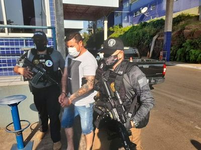 Expulsan del país a supuesto contrabandista brasileño