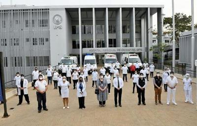 Informe Covid-19 alcanza nuevo récord de fallecidos en Paraguay