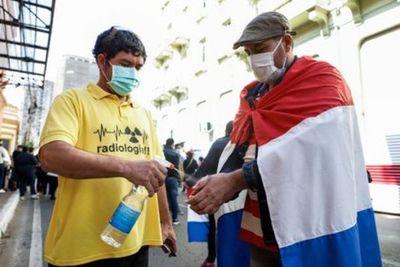 Paraguay registra 1.014 nuevos casos de coronavirus y 27 fallecidos