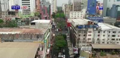 Trabajadores de Ciudad de Este claman por apertura total del paso fronterizo