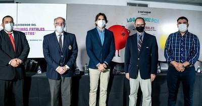 La Nación / Cervepar lanza campaña y plataforma de seguridad vial