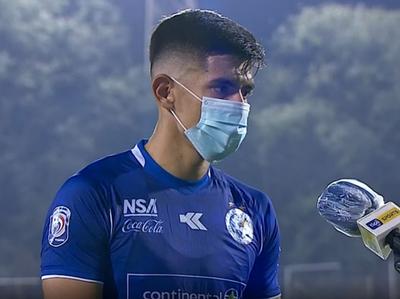"""""""Nos cuesta embocar"""", lamenta Tomás Rojas"""