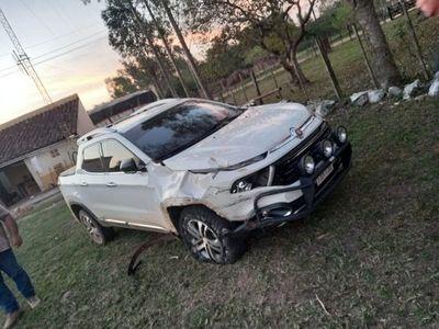 Guairá: Intentó darse a la fuga tras protagonizar accidente fatal
