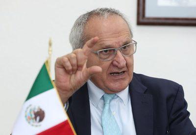 Países desarrollados no apoyaron a Latinoamérica para OMC,dice mexicano Seade