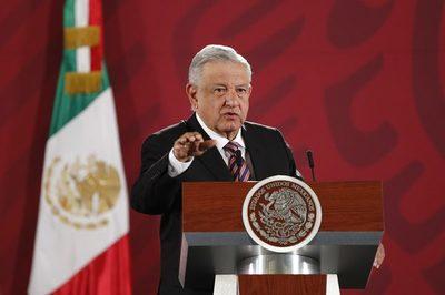 Presidente de México dice que «no todo el que tiene es malvado»