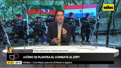 ¿Cómo se plantea el combate al EPP?