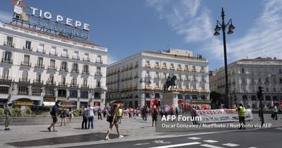 La Nación / Restringirán movilidad de casi 1 millón de madrileños