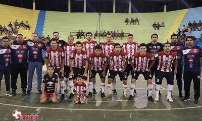 Ovetense derrotó a Caaguazú y está con un pie en el Campeonato Nacional – Prensa 5