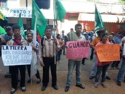 FNC anuncian movilizaciones tras lo ocurrido en Guahory – Prensa 5