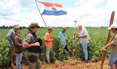 Guahory: Expropiación de tierras queda en manos del Ejecutivo – Prensa 5