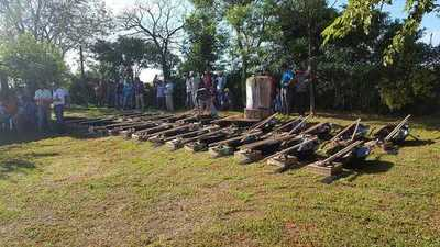 Reubicados de Guahory reciben apoyo múltiple – Prensa 5