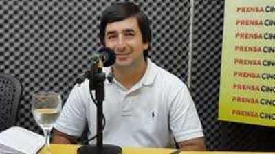 Armando Riveros y su equipo apoyará a Marcial Cardozo – Prensa 5
