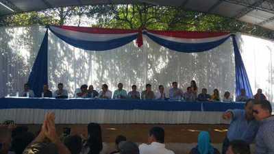 Liberales lanzan candidaturas para Caaguazú – Prensa 5
