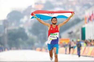 Gran gesto de atleta paraguayo en Río 2016 – Prensa 5