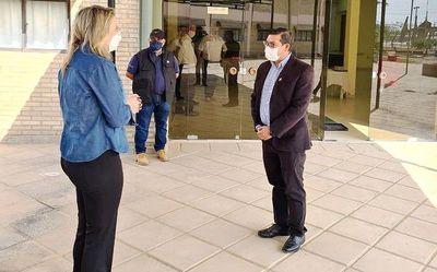 MIC ofrece servicios a productores chaqueños