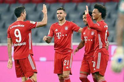 Bayern, a ritmo de campeón