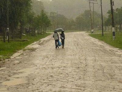 No descartan fenómenos de tiempo severo en el Norte