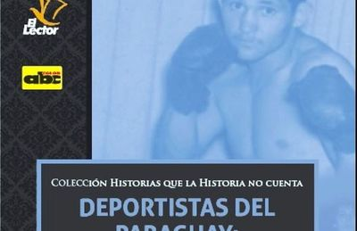 Libro va al rescate de deportistas olvidados
