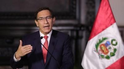 Juicio político contra el presidente de Perú