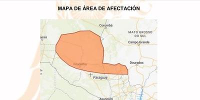 Meteorología anuncia tormentas para el norte del país