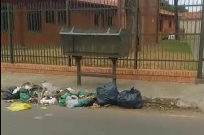 Cambiaron de hora de recolección de basuras