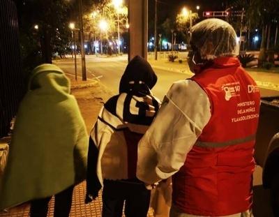 HOY / Refugio PAINAC en CDE sigue recibiendo niños y adolescentes en situación de calle