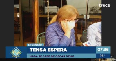 "Beatriz Denis: ""Volvemos a pedir la libertad de papá"""