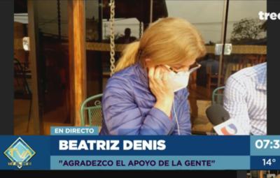 Hijas de Óscar Denis vuelven a clamar por la libertad de su padre