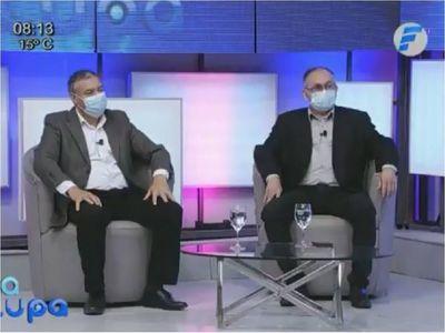 """Comisario Gamarra advierte que el EPP """"no liberará fácilmente"""" a Óscar Denis"""