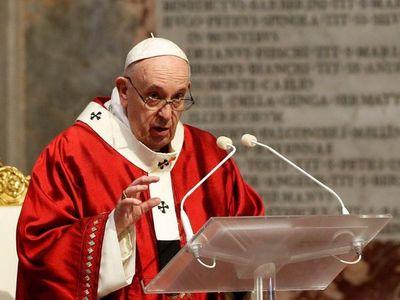"""Papa Francisco: """"Sería triste si en la entrega de la vacuna se diera prioridad a los más ricos"""""""
