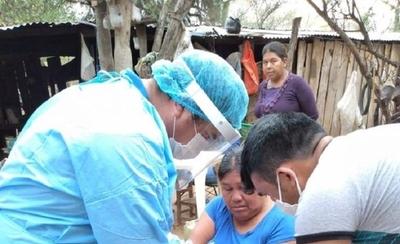 HOY / Salud asistió a comunidades indígenas de Alto Paraguay