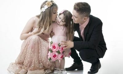 Melody, la hija de Marilina, cumplió 3 añitos