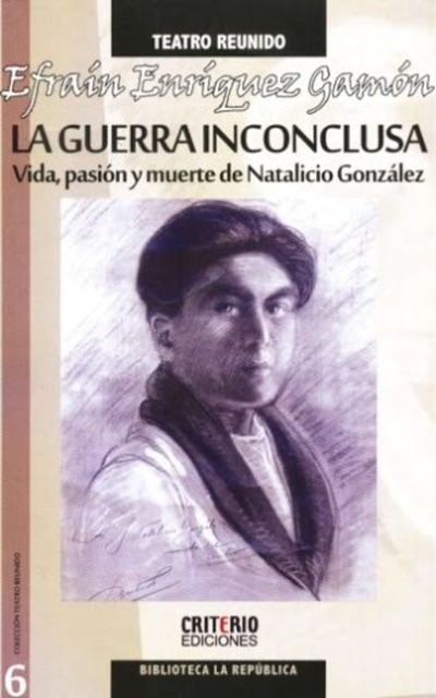 Lamentamos la pérdida del intelectual Efraín Enríquez Gamón