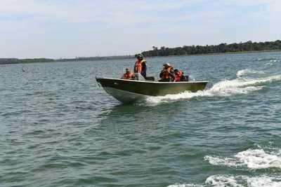 Sumarán 8 embarcaciones más para fortalecer control en las áreas protegidas