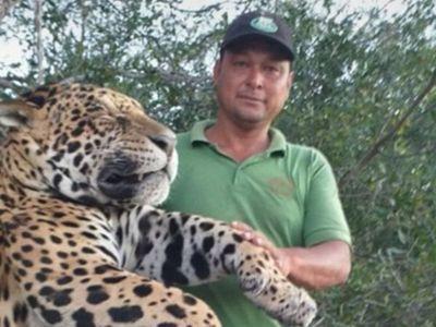 Mataron a yaguareté en estancia del Chaco