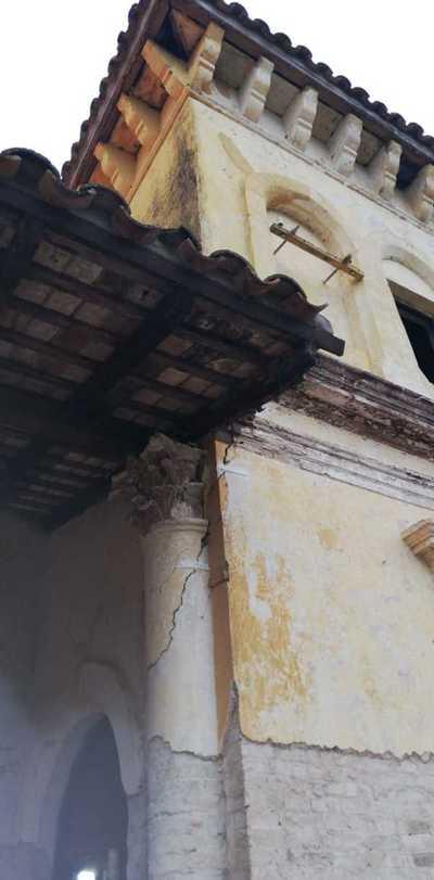 Siguen avanzando los trabajos de restauración en la Estación de Pirayú