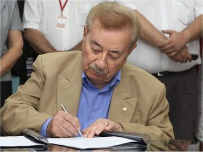 Fallece ex director de Itaipú Efraín Enríquez Gamón