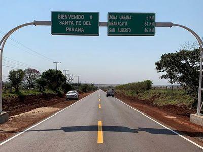 Tres distritos del Alto Paraná saldrán del aislamiento