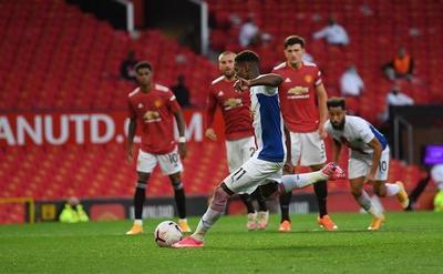 Crystal Palace desnuda las falencias del Manchester United