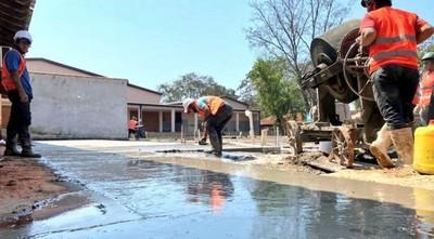 Misiones; Avanza construcción de pabellones de contingencia – Prensa 5