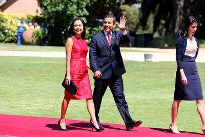 Perú: Dictan prisión domiciliaria para la esposa de Humala en el caso Odebrecht