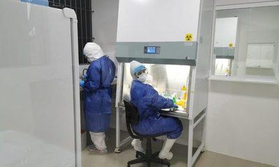 Capacitan a personal contratado para laboratorio Covid en Alto Paraná