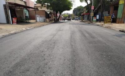 HOY / Barrios de Asunción acusan mejoras integrales de sus calles