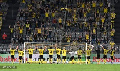 Borussia Dortmund y Haaland arrancan con buen pie