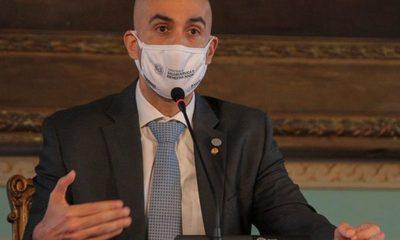 Mazzoleni confirma leve desaceleración del coronavirus en el país, pero insiste en cumplir medidas sanitarias – Diario TNPRESS