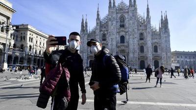 Italia registró el mayor número de casos diarios desde la reapertura, a horas del referéndum