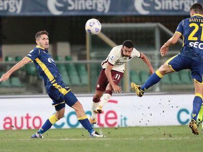 Roma no pasa del empate en el debut de Pedro Rodríguez