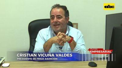 Mundo Empresarial: Grupo inversor de Chile apuesta por la calidad de la carne paraguaya